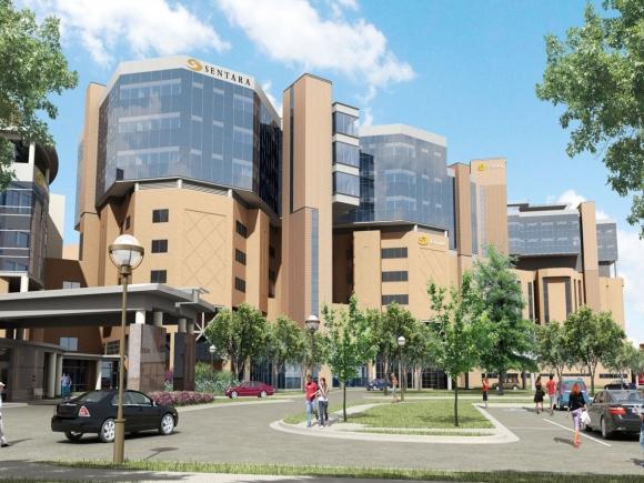 Norfolk Sentara Vertical Expansion project