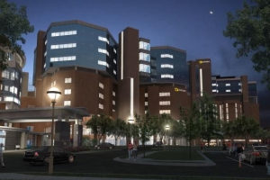 Norfolk Sentara Vertical Expansion project