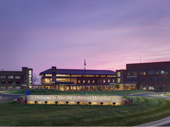Martha Jefferson Hospital - Outpatient Care