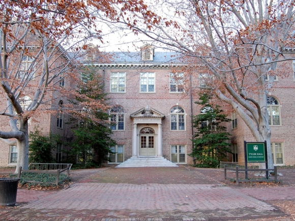 College of William and Mary - Tyler Hall
