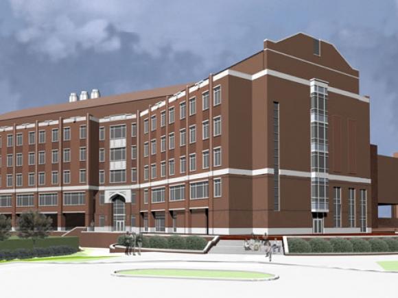 Florida State University - Chemistry Building