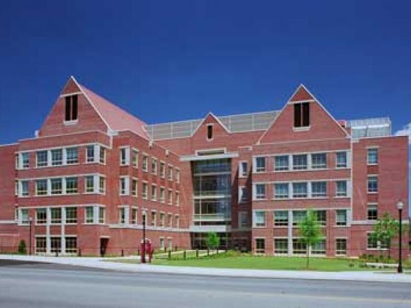 Florida State University - PyschologyBuilding