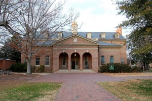 College of William & Mary - Tucker Hall