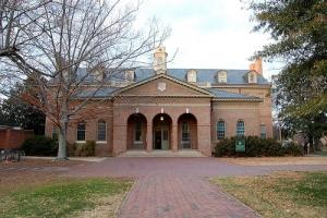 College of William & Mary - Tucker Hall
