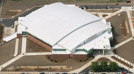 Florida Agricultural & Mechanical University - Teaching Gymnasium