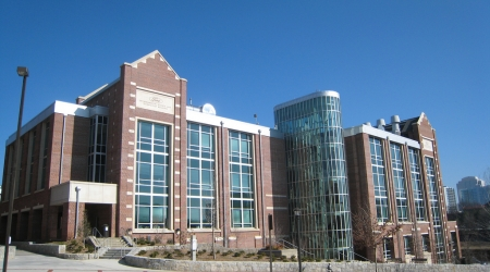 Georgia Tech - Environment Science and Technology Building